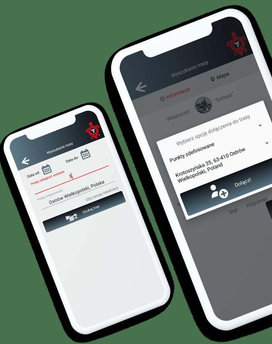 aplikacje mobilne dla motocyklistów 2